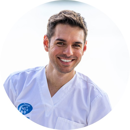 Massage Therapist in Miami Florida - Nico of NS Massage